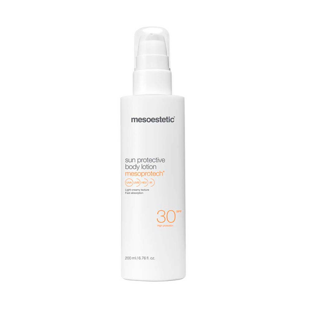 Sun Protective Body Lotion