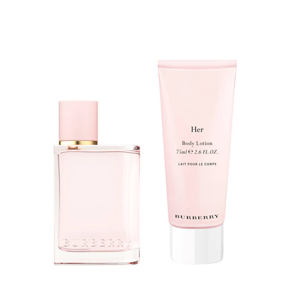 Coffret Burberry Her 50ml