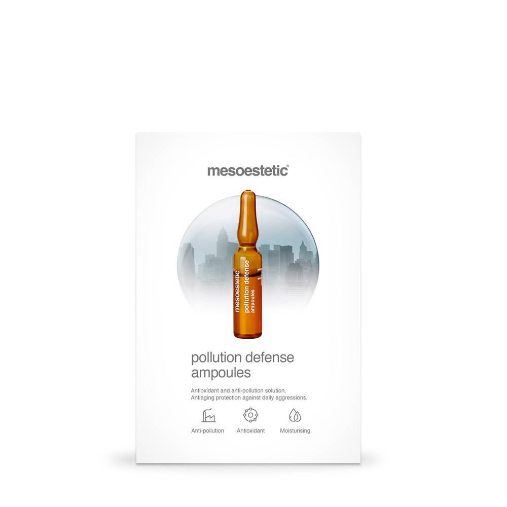 Pollution Defense Ampoules mesoetetic