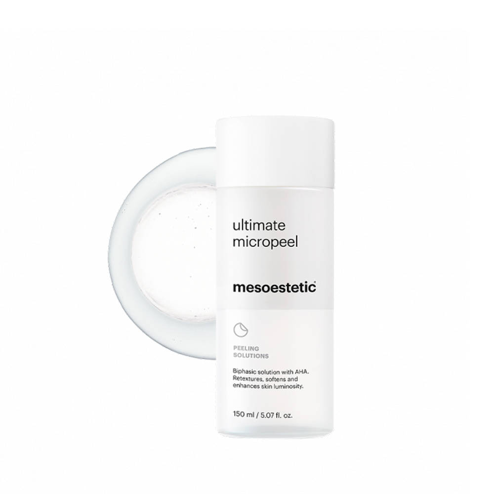 Ultimate Micropeel mesoestetic